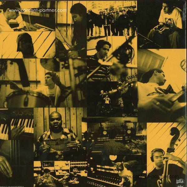 Beastie Boys - Ill Communication (2LP) (Back)