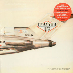 Beastie Boys - Licensed To Ill (30th Anniversary Edition LP)