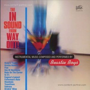 Beastie Boys - The In Sound From Way Out (180g LP Repress)