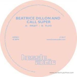 Beatrice Dillon & Call Super - Injekt / Fluo