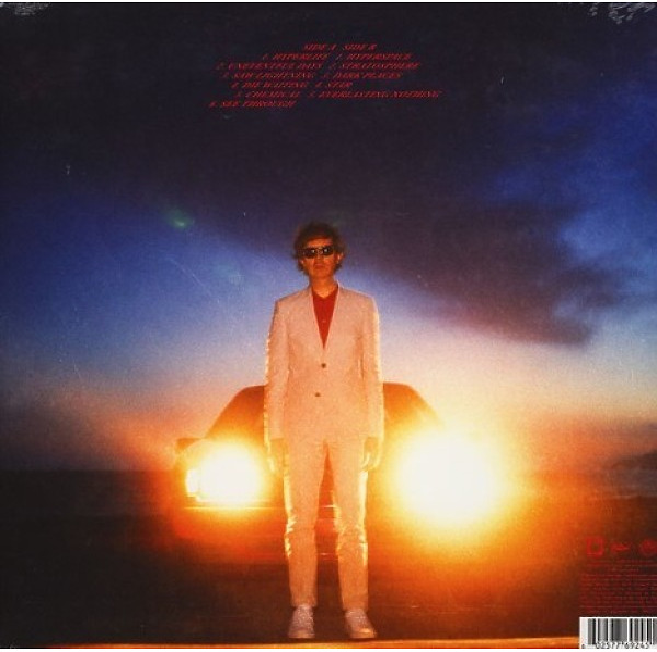 Beck - Hyperspace (Vinyl LP) (Back)