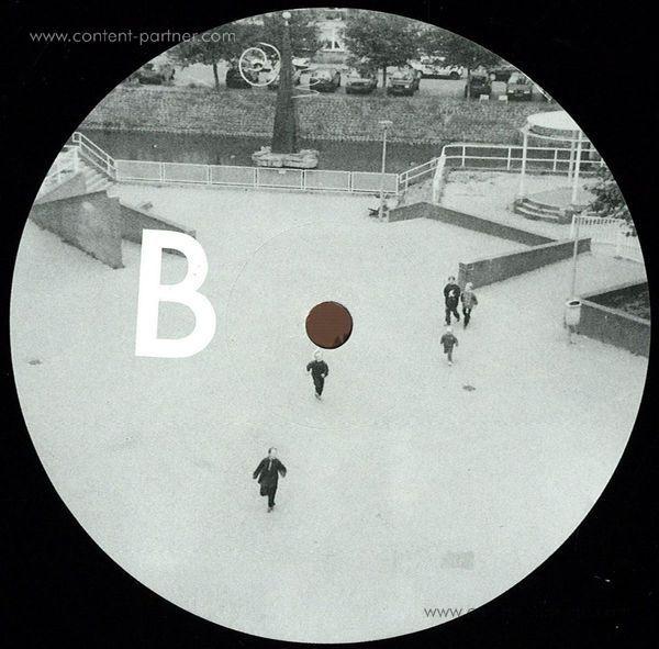Beesmunt Soundsystem - Afterglow EP (Back)