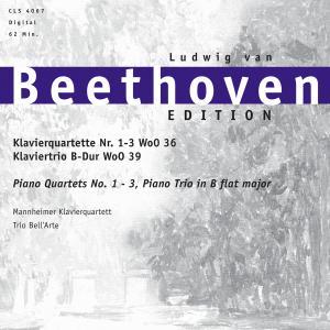 Beethoven,Ludwig van - Klavierquartette 1-2-3
