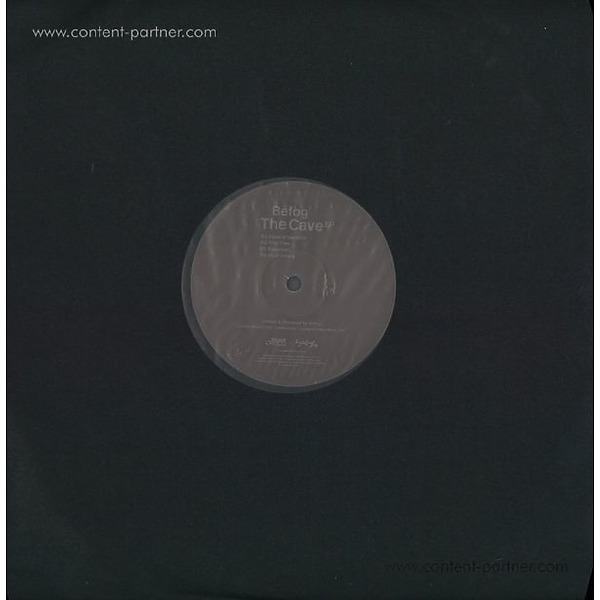 Befog - The Cave (Vinyl Only) (Back)