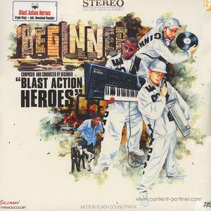 Beginner - Blast Action Heroes (3LP)