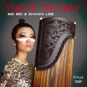 Bei Bei & Shawn Lee - Year Of The Funky (Ltd. Purple Vinyl Reissue)