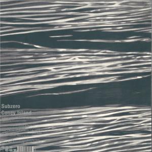 Ben Klock - Subzero | Coney Island (Back)