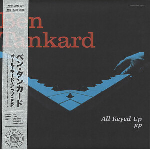 Ben Tankard - All Keyed Up EP (Reissue)