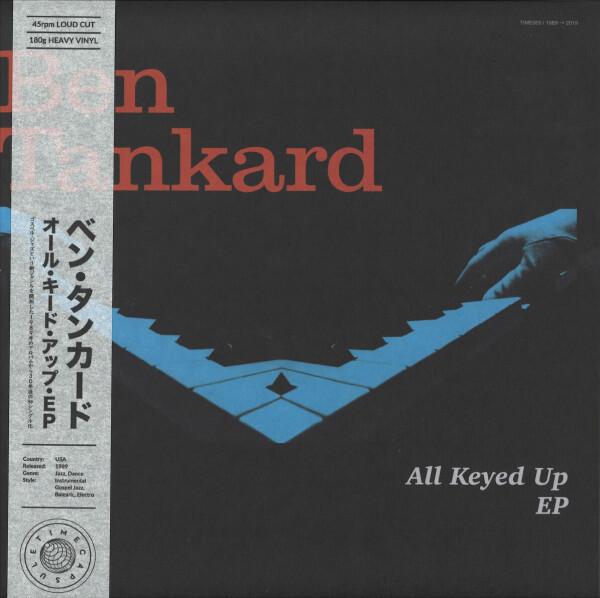 Ben Tankard - All Keyed Up EP (Reissue)