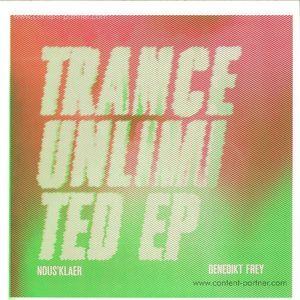 Benedikt Frey - Trance Unlimited EP