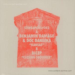 Benjamin Damage & Doc Daneeka/Bicep - Kansas/Closing Sequence (12''/180g)