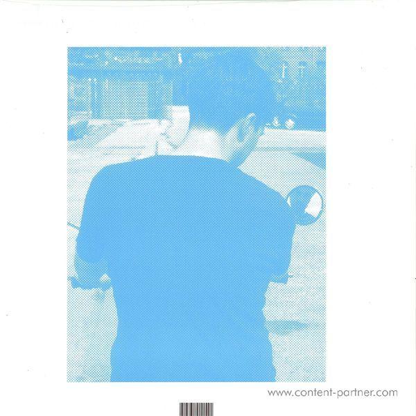 Benjamin Damage - 4600 EP (Back)