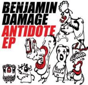 Benjamin Damage - Antidote EP