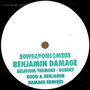 Benjamin Damage - Delirium Tremens (Robert Hood Remix)