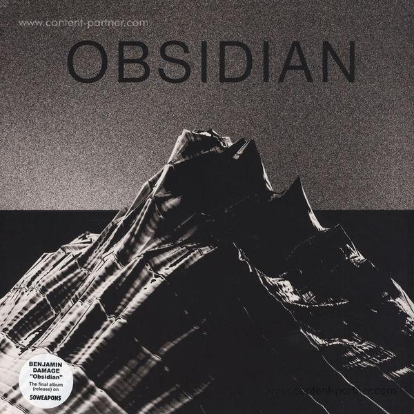 Benjamin Damage - Obsidian (2LP+MP3)