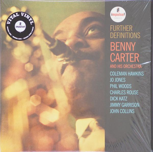 Benny Carter - Further Directions (180g Vinyl Reissue) (Back)