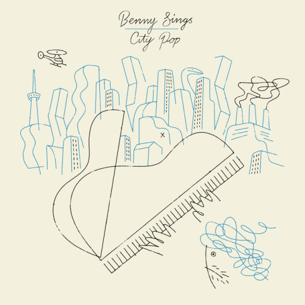 Benny Sings - City Pop (LP)