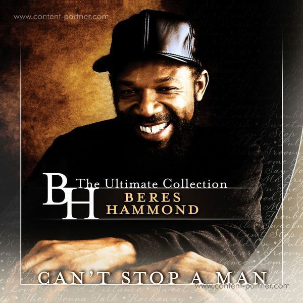 Beres Hammond - Can't Stop A Man (Ultimate Collection 3LP Set) (Back)