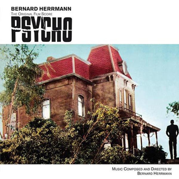 Bernard Herrmann - Psycho (OST) (Ltd. Red Vinyl)