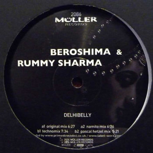 Beroshima, Rummy Sharma - Delhibelly Ep