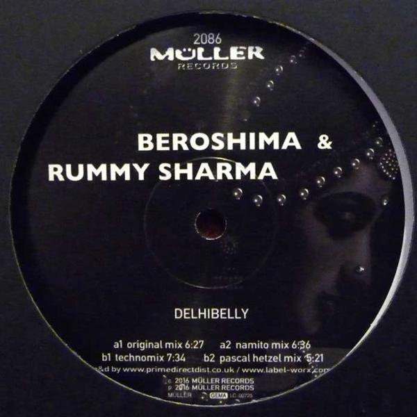 Beroshima, Rummy Sharma - Delhibelly Ep