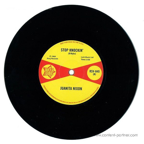 Betty Everett/Juanita Nixon - I've Got A Claim On You/Stop Knockin' (Back)