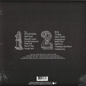 Betty Ford Boys - Retox (LP+MP3) (Back)