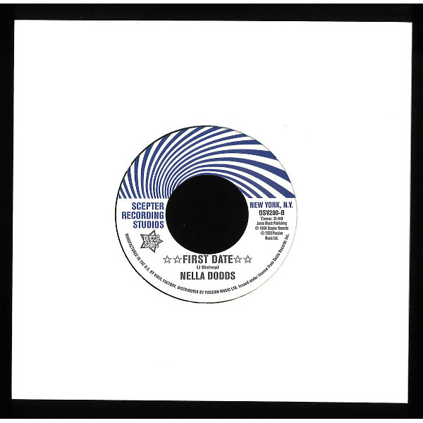 Betty Lavette / Nella Dodds - (Happiness Will Cost You) One Thin Dime / First Da (Back)