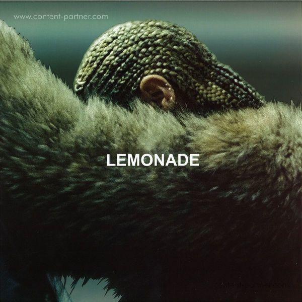 Beyonce - Lemonade (Ltd. 2LP Yellow Vinyl, gatefold)