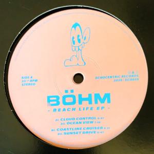 Böhm - Beach Life EP