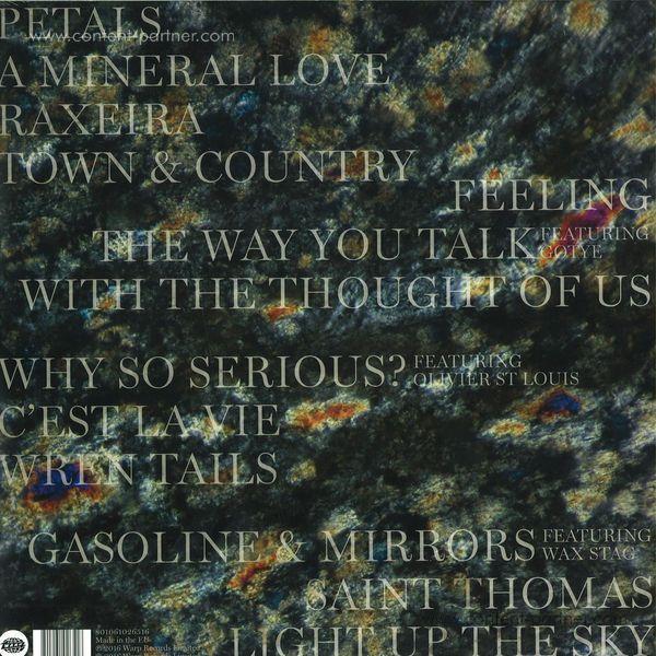 Bibio - A Mineral Love (2LP+MP3/Gatefold) (Back)