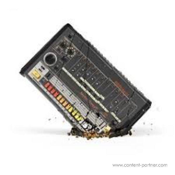 Bibio - Beyond Serious EP (Ltd. 12''+MP3)