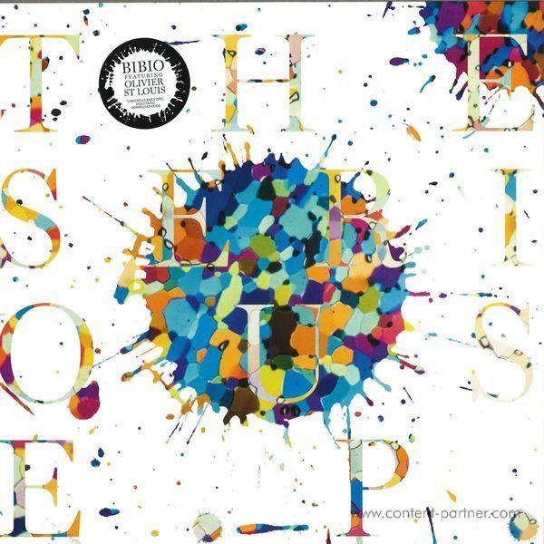 Bibio - The Serious EP (12''+MP3/Clear Vinyl/Ltd.)