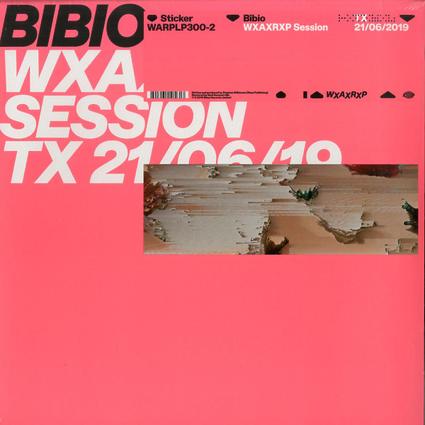 Bibio - WXAXRXP Session (12''+MP3)