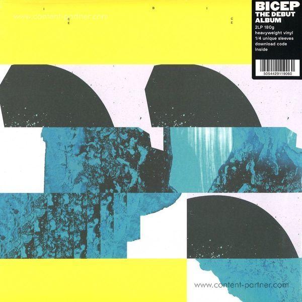 Bicep - Bicep (2LP+MP3)