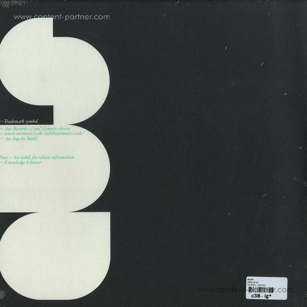 Bicep - Circles (2021 Repress) (Back)