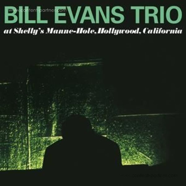 Bill Evans Trio - At Shelly's Manne-Hole (Ltd. Edt. Vinyl)