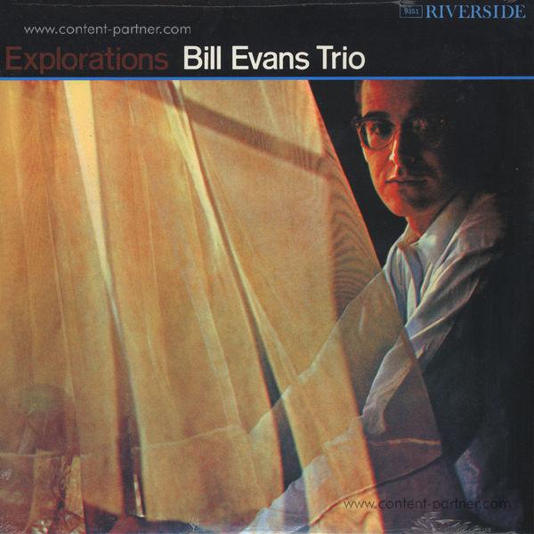 Bill Evans Trio - Explorations (Back to Black Ltd. Ed.)