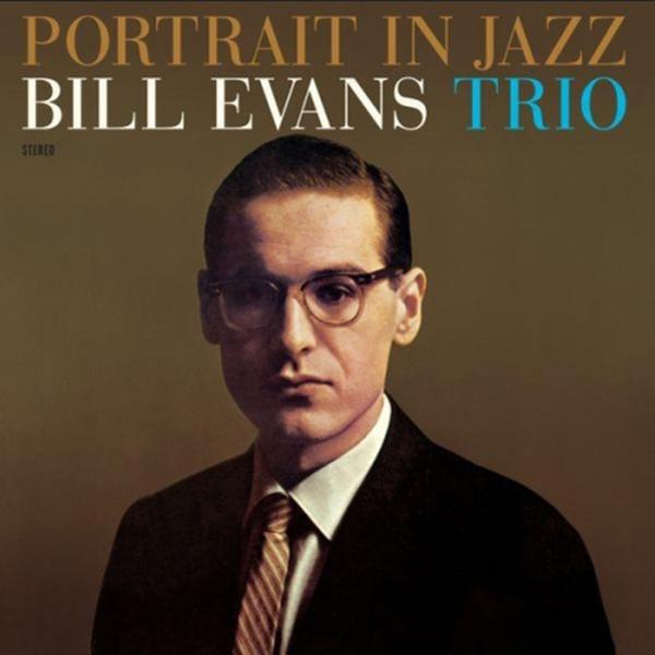 Bill Evans Trio - Portrait In Jazz (Ltd. transp. green Vinyl LP)