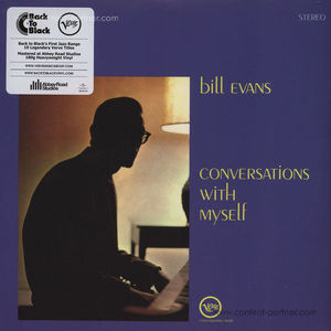 Bill Evans - Conversations With Myself (Back to Black Ltd. Ed.)