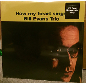 Bill Evans - How My Heart Sings! (LP)