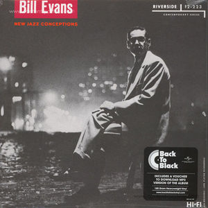 Bill Evans - New Jazz Conceptions (Back to Black Ed.)