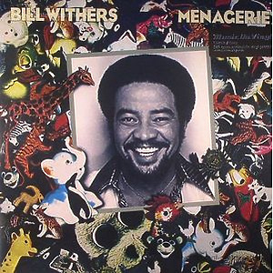 Bill Withers - Menagerie (reissue) 180 gram vinyl LP