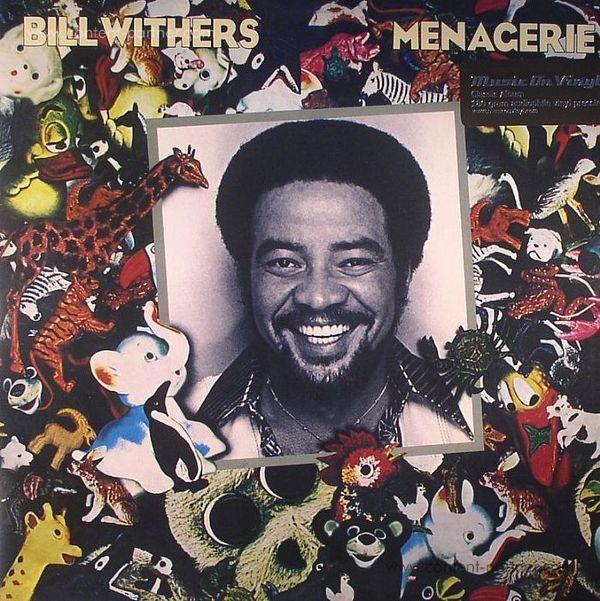 Bill Withers - Menagerie (reissue) 180 gram vinyl LP