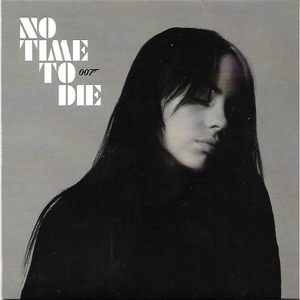 "Billie Eilish - No Time To Die (Coloured 7"")"