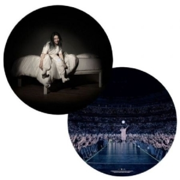 Billie Eilish - When We All Fall Asleep, Where...? (Picture Disc) (Back)