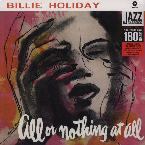Billie Holiday - All Or Nothing At All (45RPM, 200g 2LP)