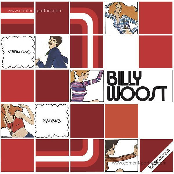 Billy Woost - Vibrations (Back)