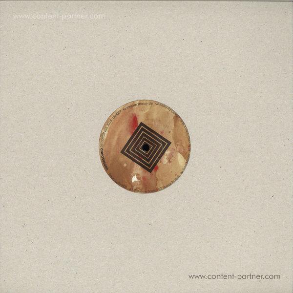 BinarySystem01 - Quantum Theory EP (Back)