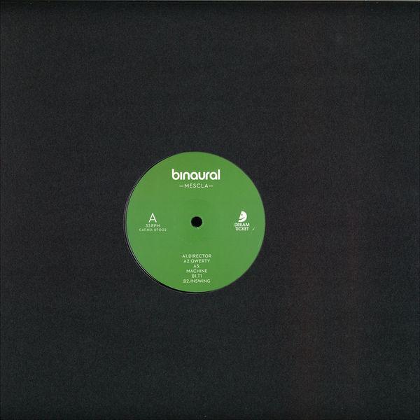 Binaural - Mescla (Vinyl Only) (Back)